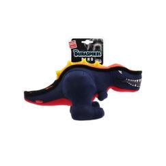 GIGwi Duraspikes Extra Durable dinosaurio azul