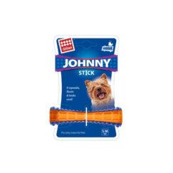 GIGwi Johnny Stick Small Squeaker azul-naranjo transparente