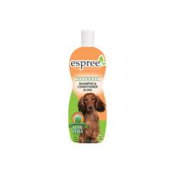 Espree Shampoo y acondicionador canino