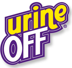 Urine Off logo